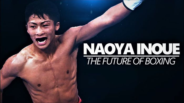 Naoya Inoue – THE FUTURE OF BOXING (2018)
