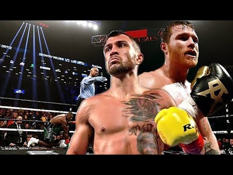 Top 5 Best Boxing Fights Of 2018