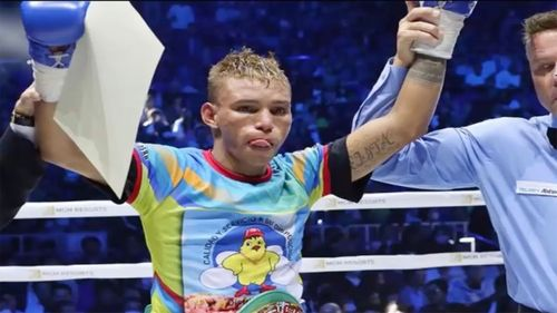 Top 5 Youngest Boxing Champions 2018