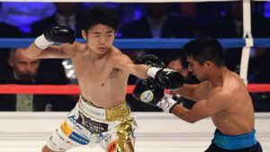 Ken Shiro – The Amazing Boy (Highlights / Knockouts)