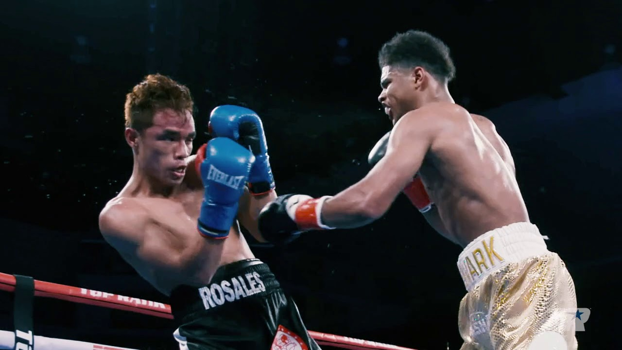 Shakur Stevenson Puts on Clinic with KO of Jessie Cris Rosales