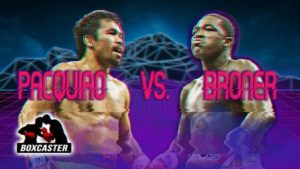 Manny Pacquiao vs. Adrien Broner Championship Preview