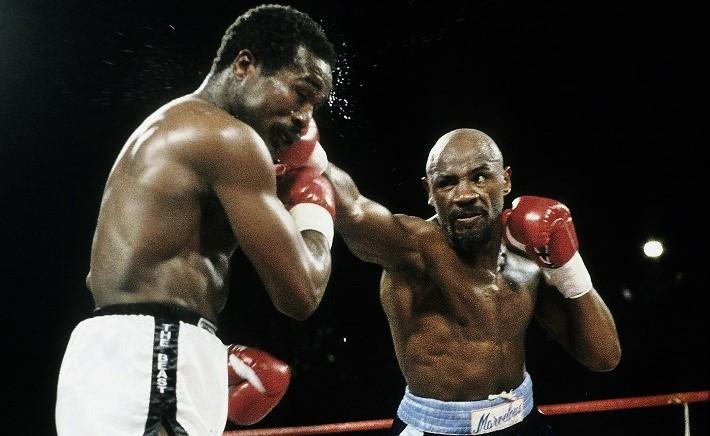 【ミドル級史上最強候補!】マービン・ハグラー 驚異的KO トップ15 Top 15 Marvelous Knockouts of Marvin Hagler