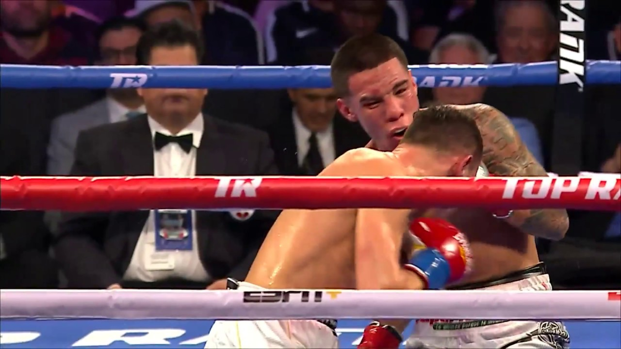 Oscar Valdez Is Back!