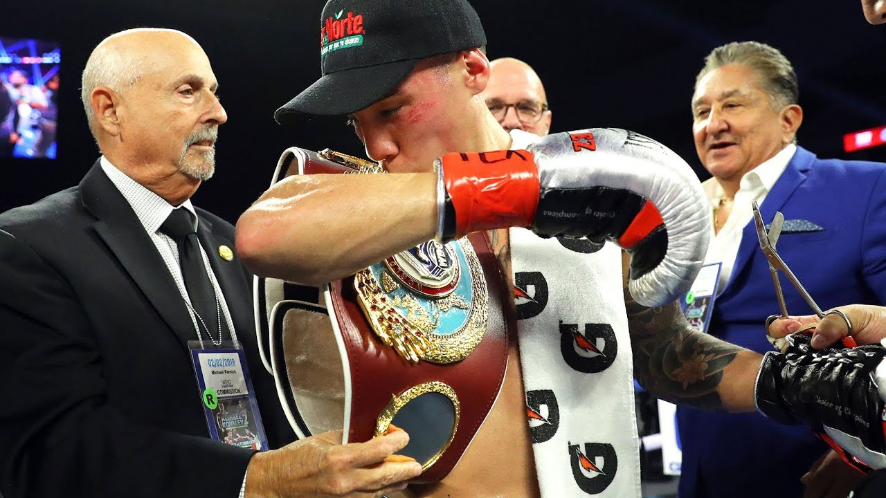 What's Next For Oscar Valdez After A Successful Comeback?