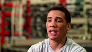 Oscar Valdez On New Trainer Shared By Canelo Álvarez