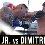 Ruiz Jr. vs Dimitrenko HIGHLIGHTS: April 20, 2019 – PBC on FOX