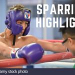 Naoya Inoue(井上尚弥) sparring with  Partner of Studio Win JAPAN hd 60 fps full fight