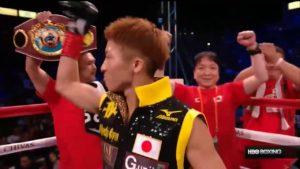 Naoya Inoue vs Antonio Nieves (井上直哉vsアントニオ・ニエベス) full fight full hd 60fps