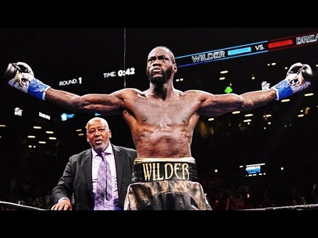 Deontay Wilder All Knockouts (41-0)