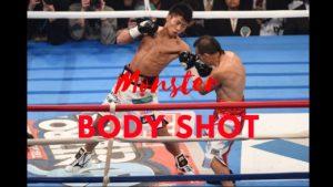 Naoya Inoue(井上尚弥) Body Shot Of Monster , speed left hand Part 2
