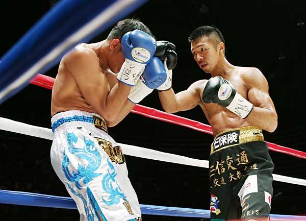 【KOダイナマイト!】内山高志 爆発的KO トップ10 TOP10 Knockouts of Takashi Uchiyama