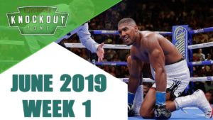 Boxing Knockouts | June 2019 Week 1