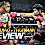 Manny Pacquiao vs Keith Thurman – THE PREVIEW SHOW