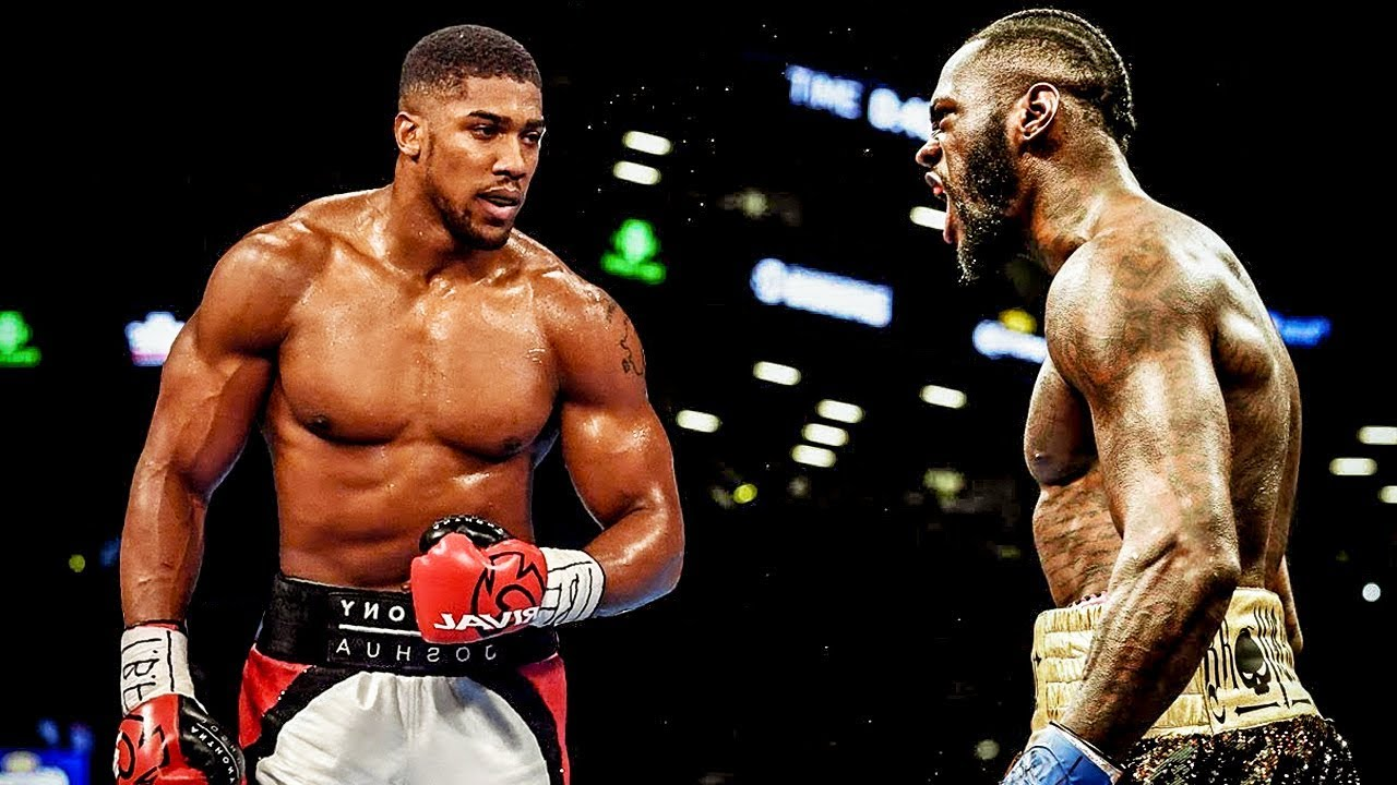 Top 5 Heavyweights In Boxing 2019