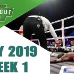 Boxing Knockouts | July 2019 Week 1
