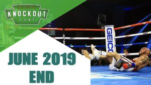 Boxing Knockouts   June 2019 End