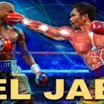 Estudio y analisis del Jab en el boxeo profesional