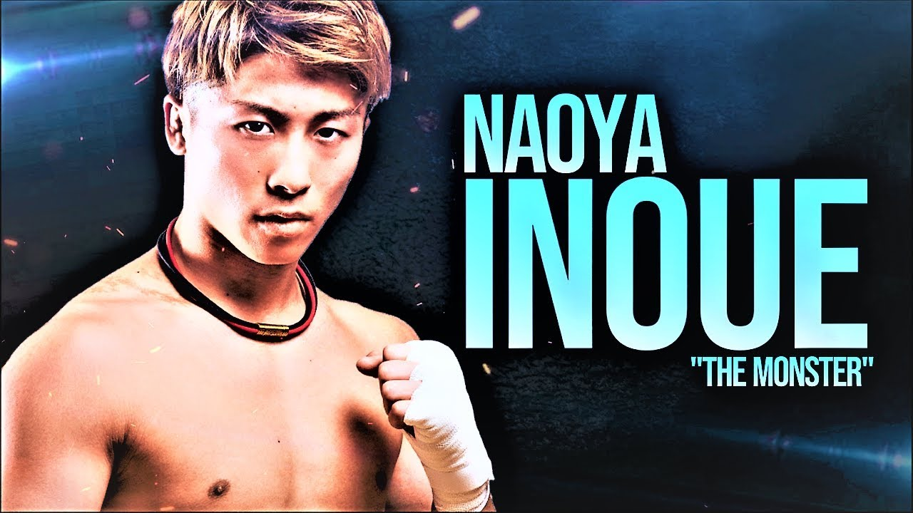 The Destructive Power Of Naoya Inoue (2019)
