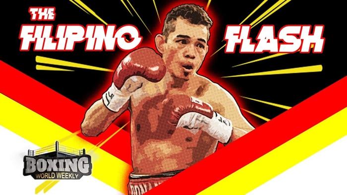 ノニト・ドネア The Filipino Flash(フィリピンの閃光)