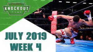 Boxing Knockouts | July 2019 Week 4