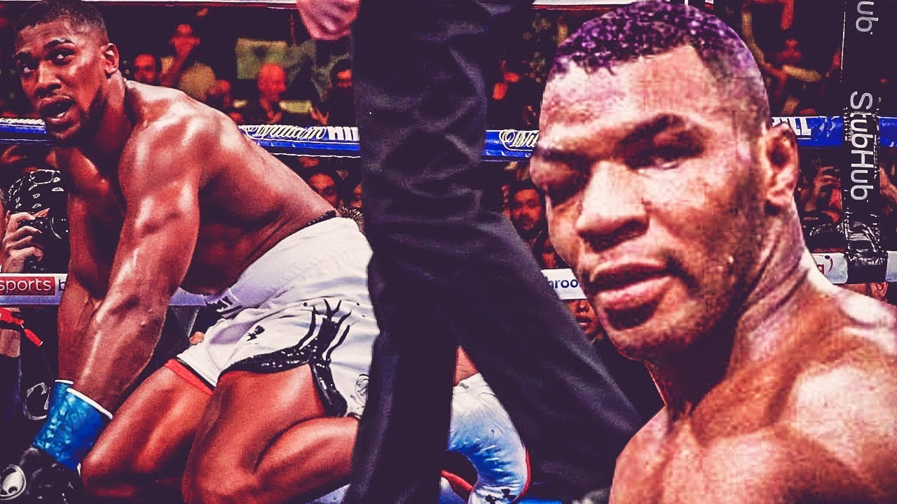 Top 5 Heavyweight Upsets In Boxing Ever