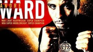 ANDRE «S.O.G.» WARD ★★ World's Best Active Boxer, Pound For Pound (The Ring magazine and TBRB)