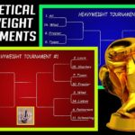 Hypothetical Heavyweight Boxing Tournaments