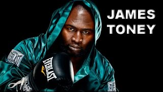 James Toney vs Ricky Thomas / Full Fight 17.04.1993