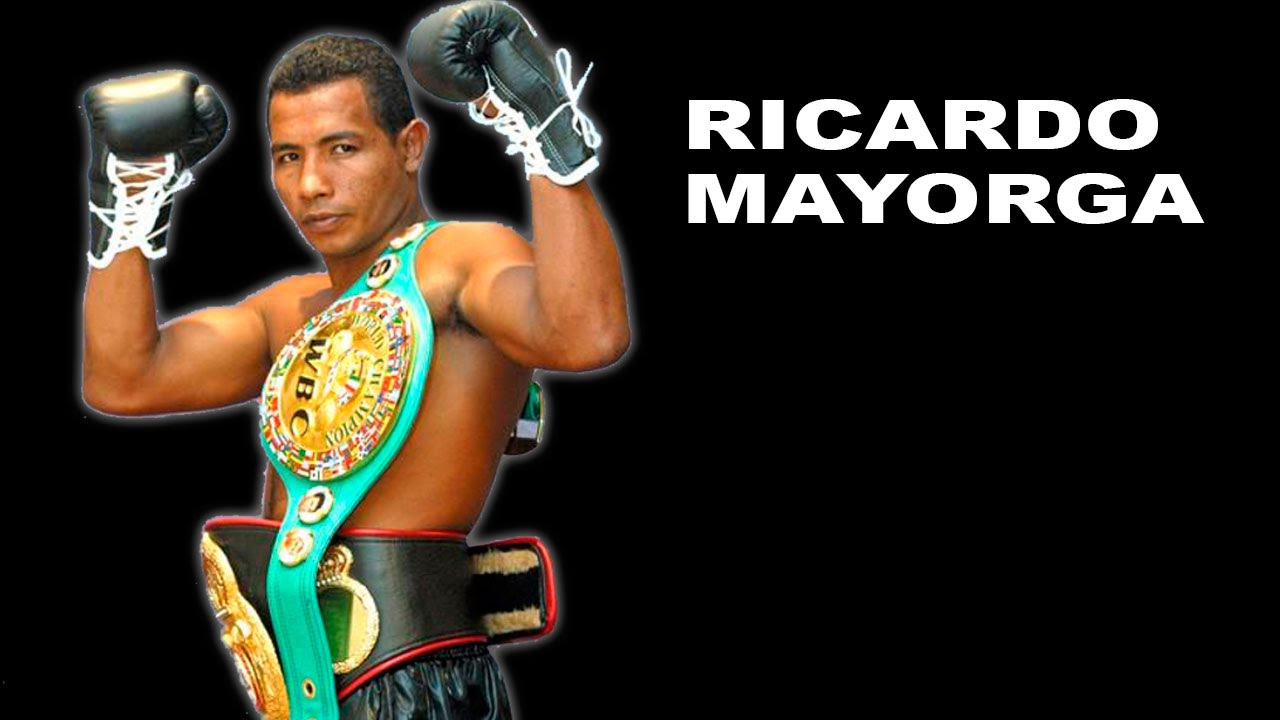 Vernon Forrest vs Rickardo Mayorga / Second Fight