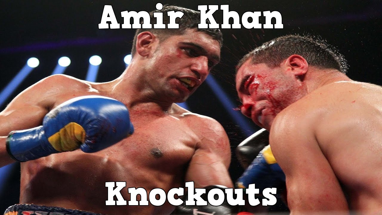 Amir Khan – Highlights / Knockouts