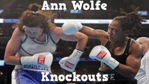 Ann Wolfe – Highlight Reel