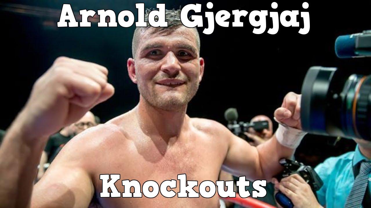 "Arnold ""The Cobra"" Gjergjaj – Highlights / Knockouts"