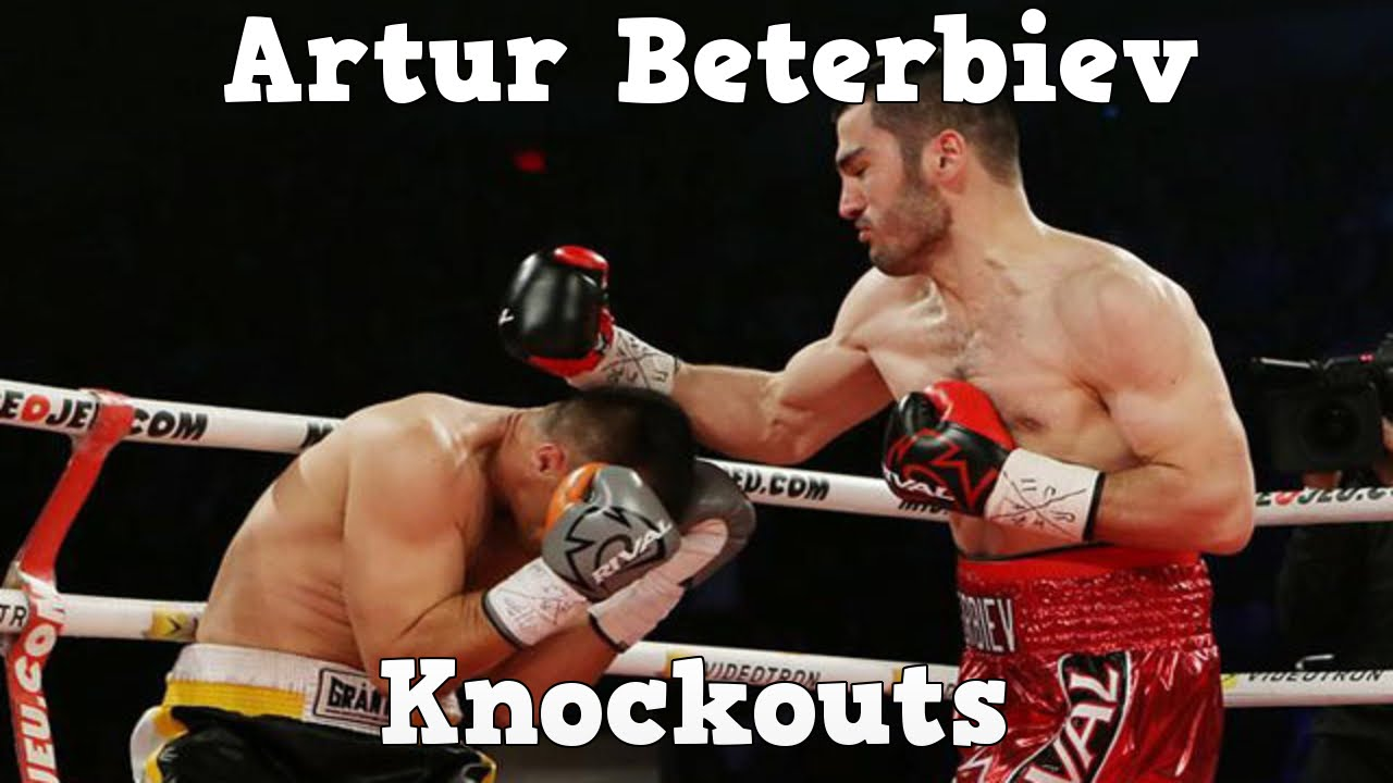 Artur Beterbiev – Highlights / Knockouts
