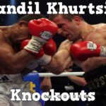 Avtandil Khurtsidze – Highlights / Knockouts