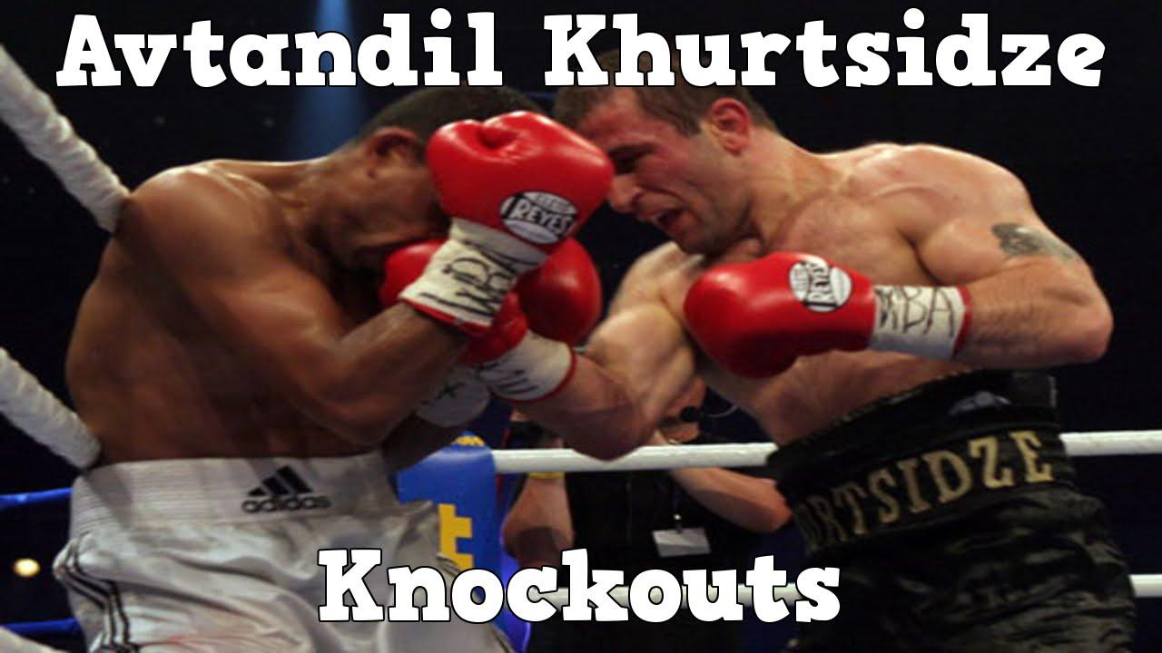 Avtandil Khurtsidze – Highlights / Knockouts