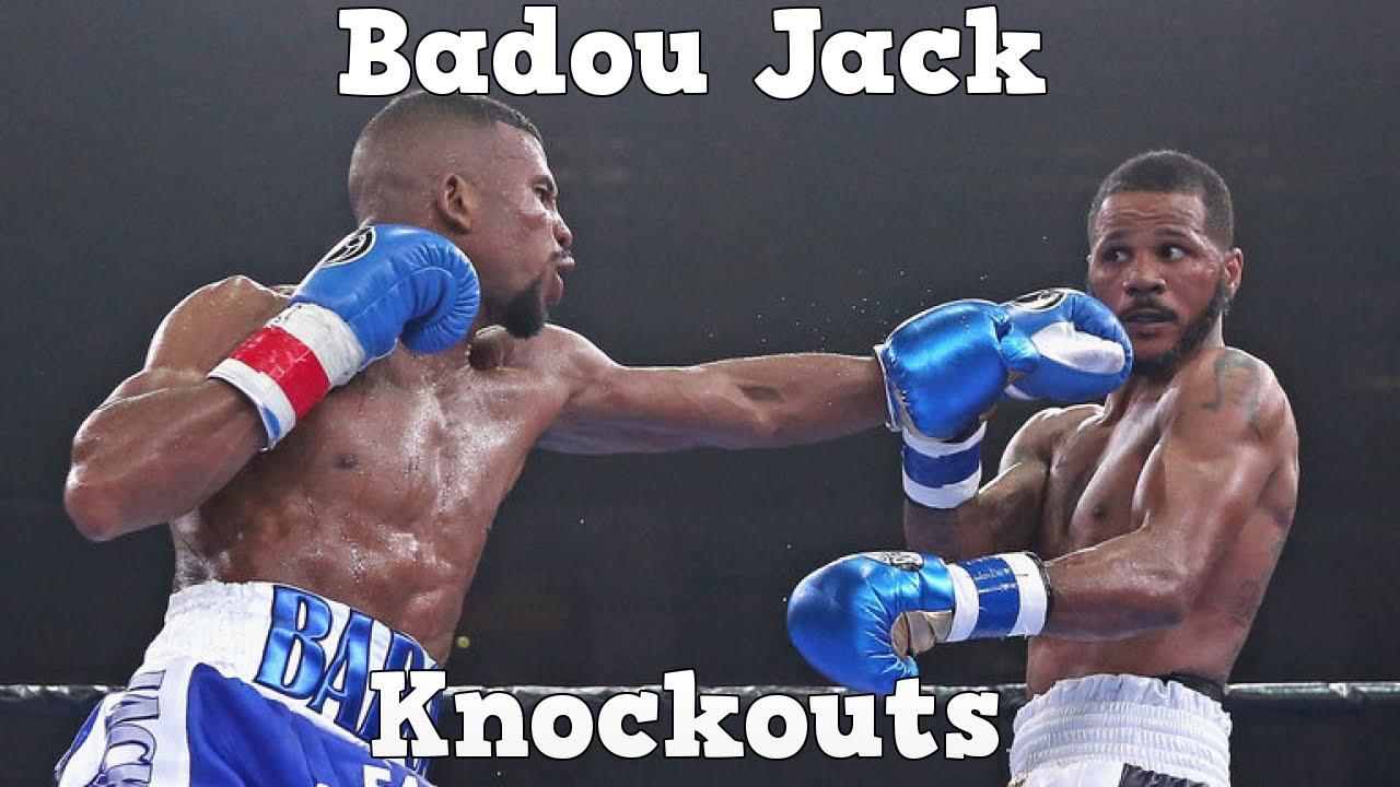 Badou Jack – Highlights / Knockouts