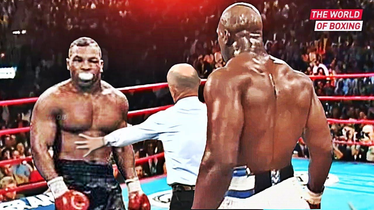 Evander Holyfield – The Harsh Story of Boxing Legend!