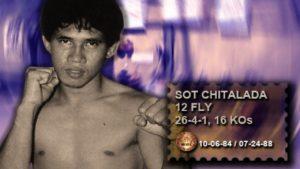 FORGOTTEN WARRIORS #21 Sot Chitalada