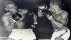 George Benton – Shoulder Roll (Defense Highlight)