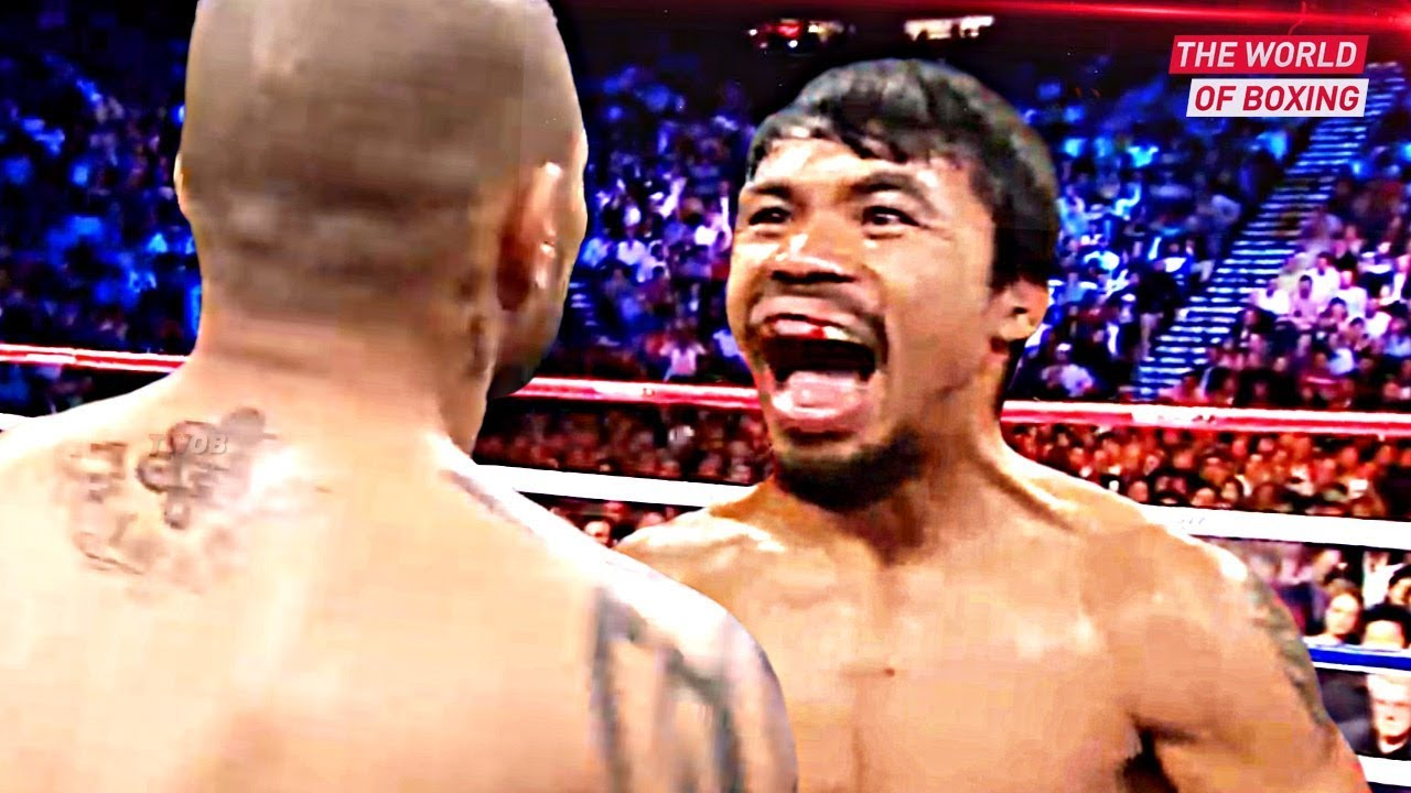 Manny Pacquiao – The Crazy Speed