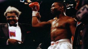 Michael Nunn – Beautiful Boxing