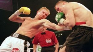 Micky Ward: Routes to the Body