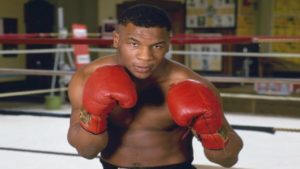 Mike Tyson: Routes to the Body