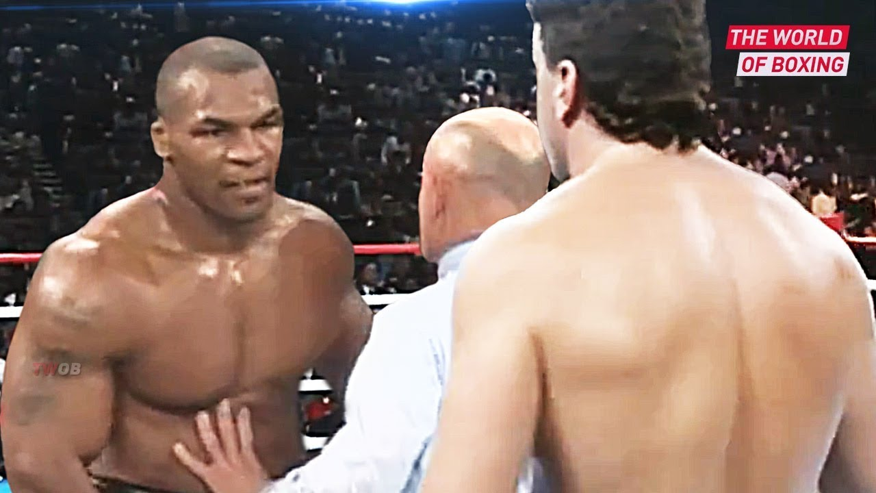 Mike Tyson – The Most Amazing Fighter In Boxing History!