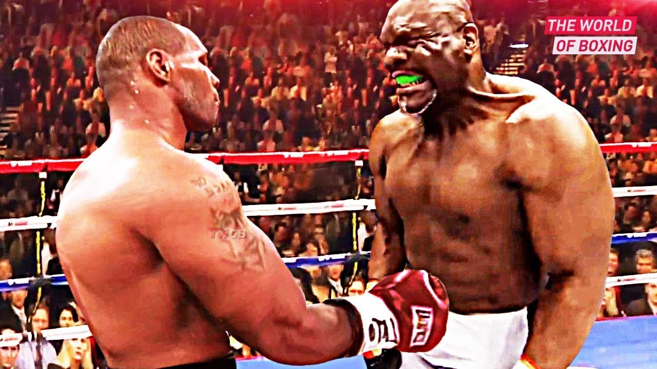 Mike Tyson – The Most Dangerous Boxer in History!