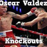 Oscar Valdez – Highlights / Knockouts