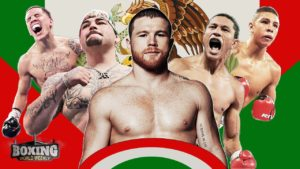 THE ULTIMATE MEXICAN FIGHT CARD | Highlights | Boxing World Weekly