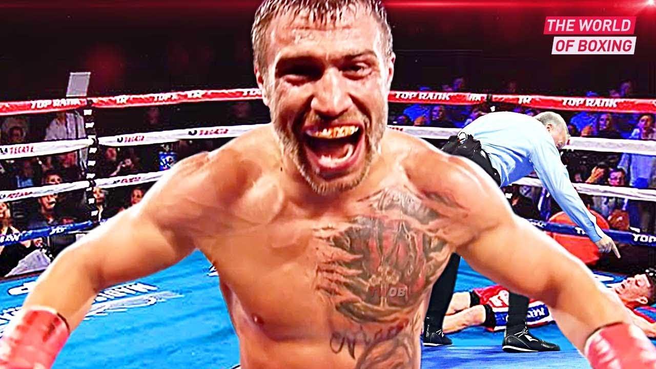 The Boxing Genius From Ukraine – Vasyl Lomachenko! 5 Fights That Shocked Everyone!
