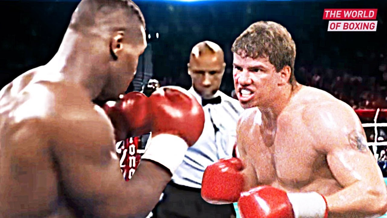 Tommy Morrison – The Amazing Boxer Who Will Never Be Forgotten!